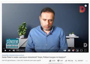 Sedat Peker'in FETÖ ile ilişkisinin kanıtları