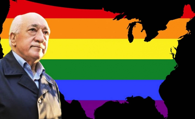 FETÖ LGBT desteğine de başladı