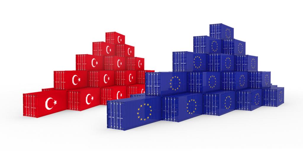 Gümrük birliği anlaşması genişletilerek ticaret genişletiliyor