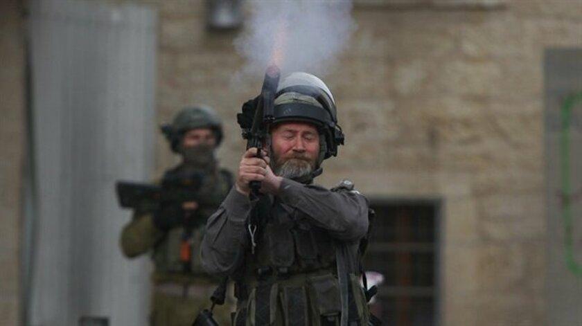israil gazetecilere saldırdı