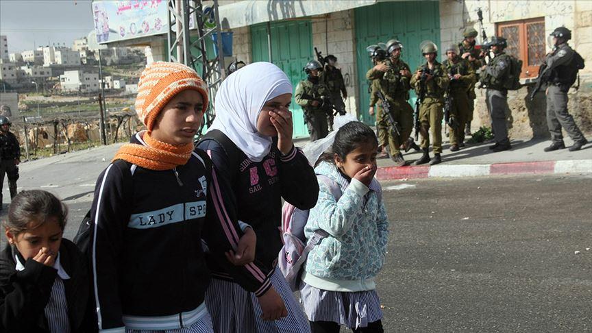 İsrail 13 yaşındaki çocuğa