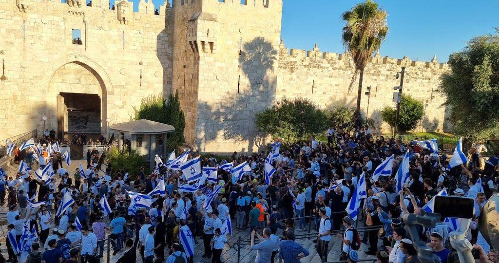 Siyonşst işgalciler Filistinlilere sloganlar