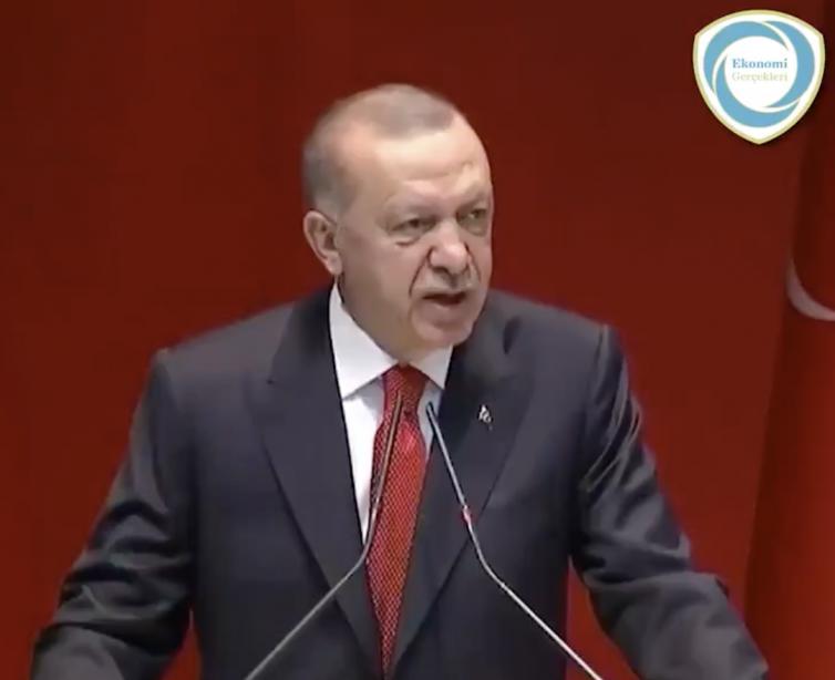 Erdoğan Türkiye'ye oynanan oyunları bozdu altınlar Türkiye'de