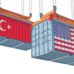 Son yıllarda ABD-Türkiye arasındaki ithalat-ihracat dengesi en yüksek seviyelere kadar çıktı