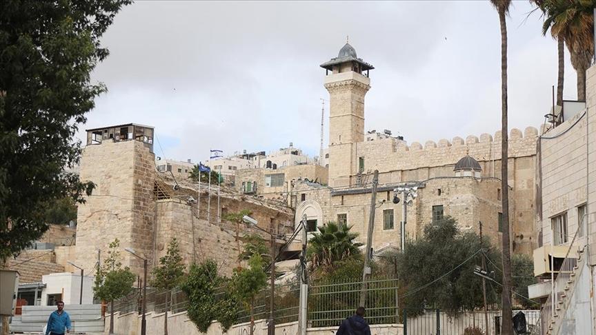 İsrail-filistinli-cami