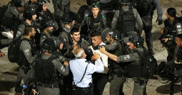 israil-polisi-filistinli