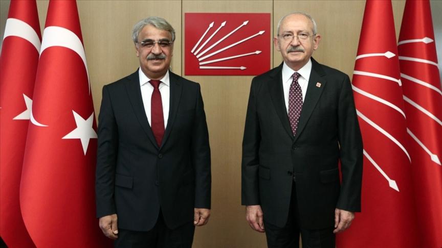muhalefet HDP'ye Mecbur